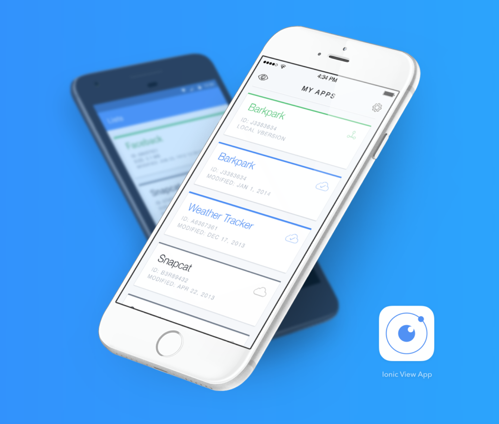 Ionic Hybrid Apps